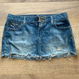 Abercrombie & Fitch | Denim Jean Skirt